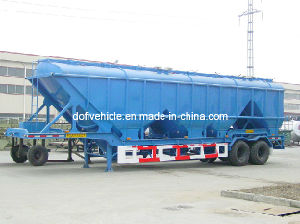 Bulk Power Tanker Trailer with Three Axles