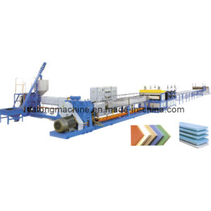 XPS Foaming Plate Making Machine
