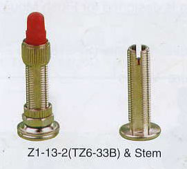 Tire Tube Bicycle Valves (Z1-13-1/ZN, Z1-13-2/ZN)