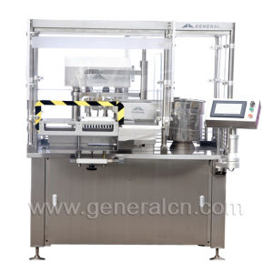 Prefillingable Glass Syringe High Speed and Vacuum Filling and Closing Machine of Pharmaceutical Machine (GZS 50-2N)