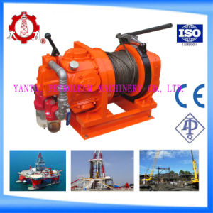 0.5 Ton/500kg Small Pneumatic Air Tugger Winch pictures & photos