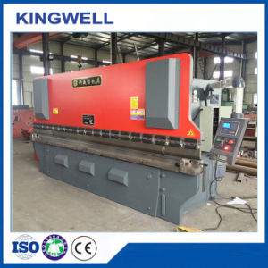 Metal Plate Hydraulic Press Brake for Sale (WC67Y-125TX4000) pictures & photos