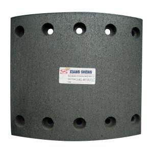 Semi Metallic High Quality Brake Lining pictures & photos