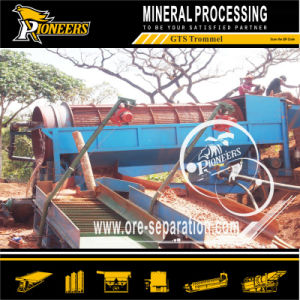 Gravity Gold Separation Equipment Alluvial Sand Placer Gold Machinery pictures & photos