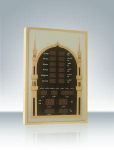 Mosque Azan Prayer Digital LED Clock (JDL-347A) pictures & photos