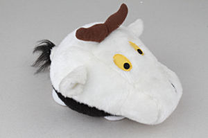 Stuffed Pet Bouncing Toy