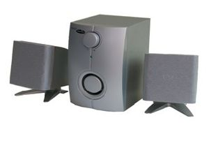 2.1 Computer Speaker Mini Speaker (JZ-231(6519))