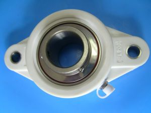 Thermoplastic Bearing Housing With Stainless Steel Ball Bearings UCFL