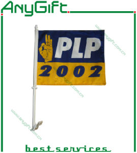 Car Flag with Customized Logo and Color pictures & photos