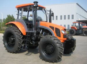 120HP 4 Wd Tractor Powered by Deutz Engine