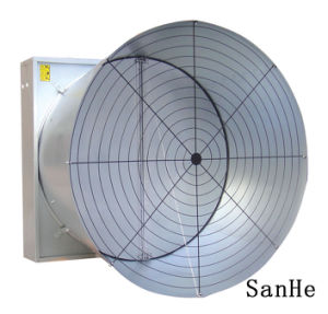 Poultry House Exhaust Fan/Greenhouse Exhaust Fan/Industrial Exhaust Fan/Ventilation Cone Exhaust Fan pictures & photos
