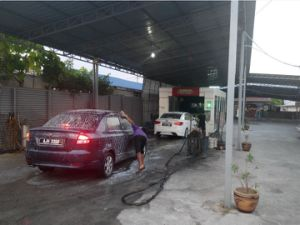 Great Running Performance Automatic Tunnel Car Wash Machine pictures & photos