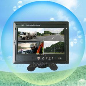7inch Car Quad LCD Monitor (SF-7003F)