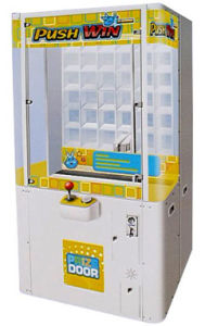 Push N Win Gift Game Machine (TR1104) pictures & photos
