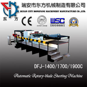 A4 Paper Sheeting Machine (DFJ1400/1700C) pictures & photos