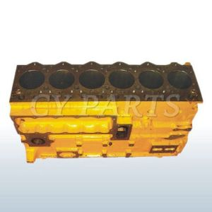 Komatsu Excavator Engine 6D95 Cylinder Block pictures & photos
