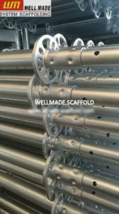 Pin Lock Scaffold Layher Allround Multidirectional Ringlock Scaffolding pictures & photos