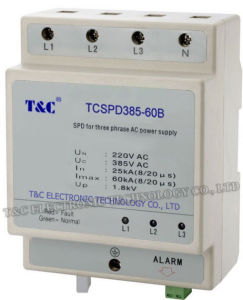 Power Surge Protection/Surge Arrester (TCSPD385-60B)