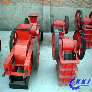 ISO CE Double Roller Stone Crusher pictures & photos