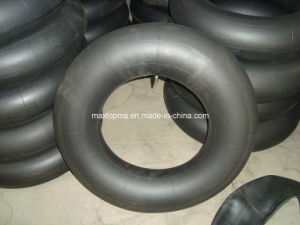 Short Valve Natural Truck Tyre Inner Tube pictures & photos
