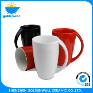 300ml Custom Colored Coffee Mug with Handle pictures & photos