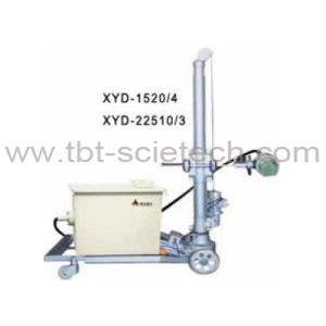 Mobile X-ray Flaw Detectors (XYD) pictures & photos