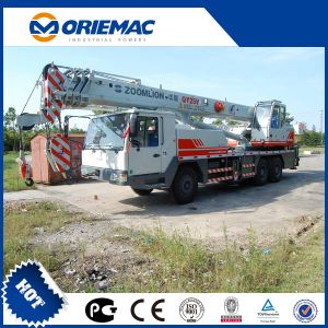 Zoomlion Truck Crane with 25 Ton Lifting Capaicty (Qy25V532) pictures & photos