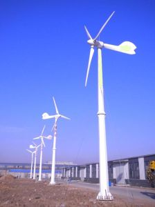 Home Horizontal Axis 10kw Wind Turbine (MSFD10KW)