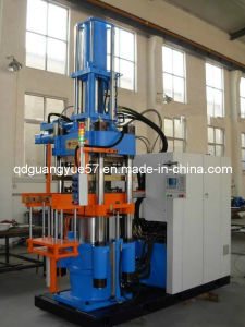 Rubber Injection Molding Machine with Blue Color pictures & photos