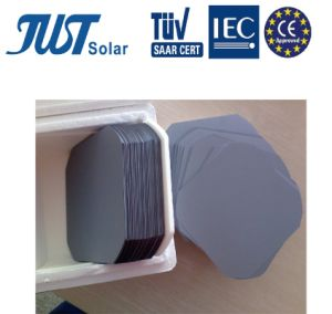 Super Quality Mono-Crystal Solar Wafer with Factory Direct Sales pictures & photos