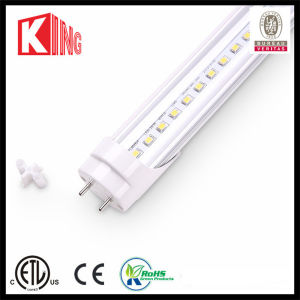 SMD2835 110lm/W ETL Dlc 4FT 18W T8 LED Tube pictures & photos