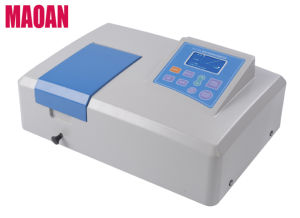 Single Beam Visible Spectrophotometer