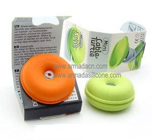 Turtle Shape Silicone Earphone Cable Winder (AI-H115)