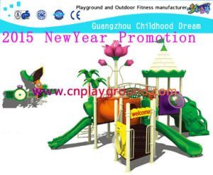 2015 Promotion School Simple Outdoor Playground Set (M11-01003) pictures & photos