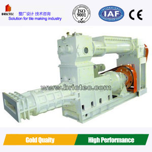 Clay Tile Making Plant with Vacuum Extruder pictures & photos
