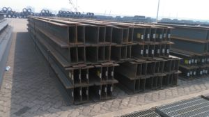 China Building Material Ss400 Steel H Beam pictures & photos