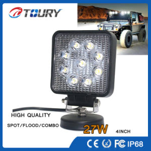 CREE 27W LED Auto Light Offroad Factory LED Work Lamps pictures & photos