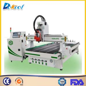 Woodworking CNC Router with Atc Liner Tool Changer 1325 pictures & photos