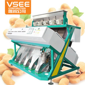 5000+Pixel Cashew Nuts CCD Color Sorting Equipment pictures & photos