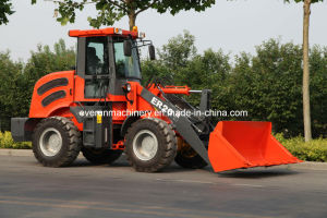 Everun Brand CE Approved Articulated 2.0 Shovel Loader pictures & photos