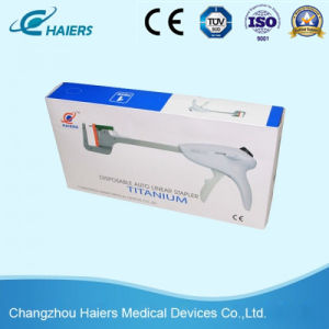 Disposable Ta Linear Stapler for Gastrectomy Surgery pictures & photos