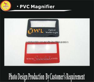 PVC Card Magnifier