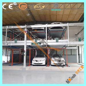 3 Floor Public Parking System pictures & photos