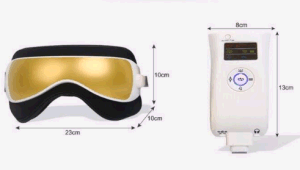 High Quality Health Care Products Electric Vibration Eye Massage Machine pictures & photos