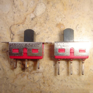 Slide Switch for Hair Dryer pictures & photos