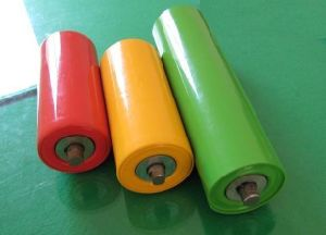 Plastic-Coating Rollers