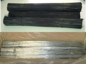 Galvanized or Black Annealed Cut / U-Type Wire pictures & photos