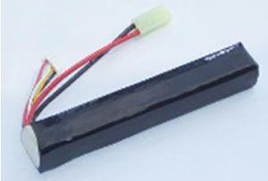 BB Gun Polymer Li Ion Rechargeable Battery 11.1V 1200mAh 15C - 1