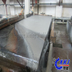 Mineral Processing Shaking Table pictures & photos