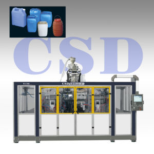 CE Approved Automatic Extrusion Blow Molding Machine (EB90J2) pictures & photos